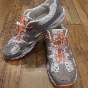 Speedo No Lace Tennis Shoes 10
